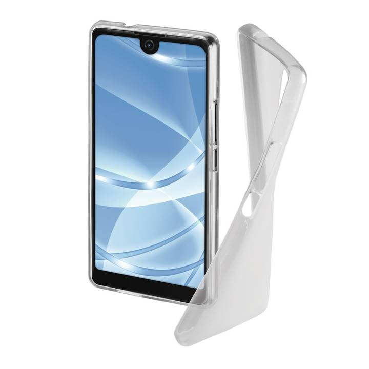Cover Crystal für Wiko View 2, Transpare
