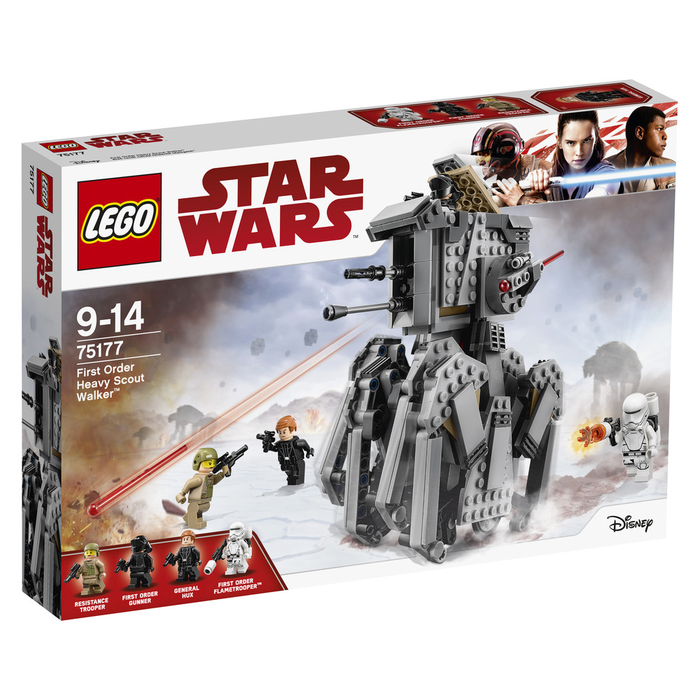 LEGO Star Wars First Order Scout Walker (75177)