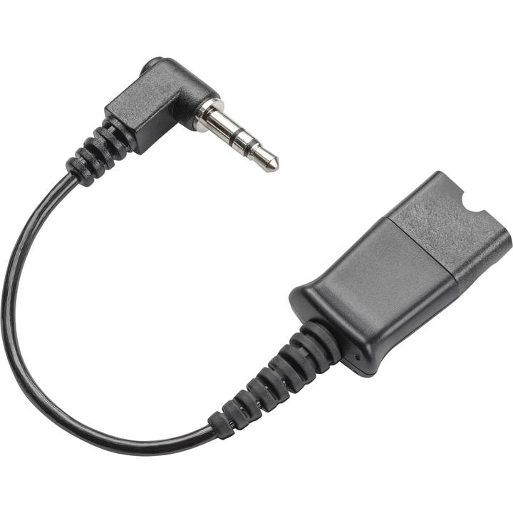 Quick Disconnect cable to 3.5mm