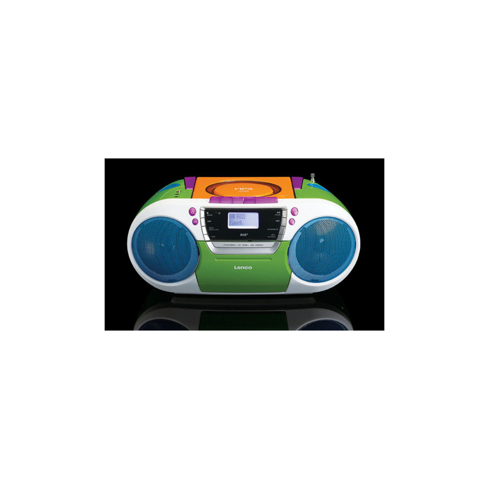 Lenco SCD-681, DAB+ Radio-CD DAB+ Radio,