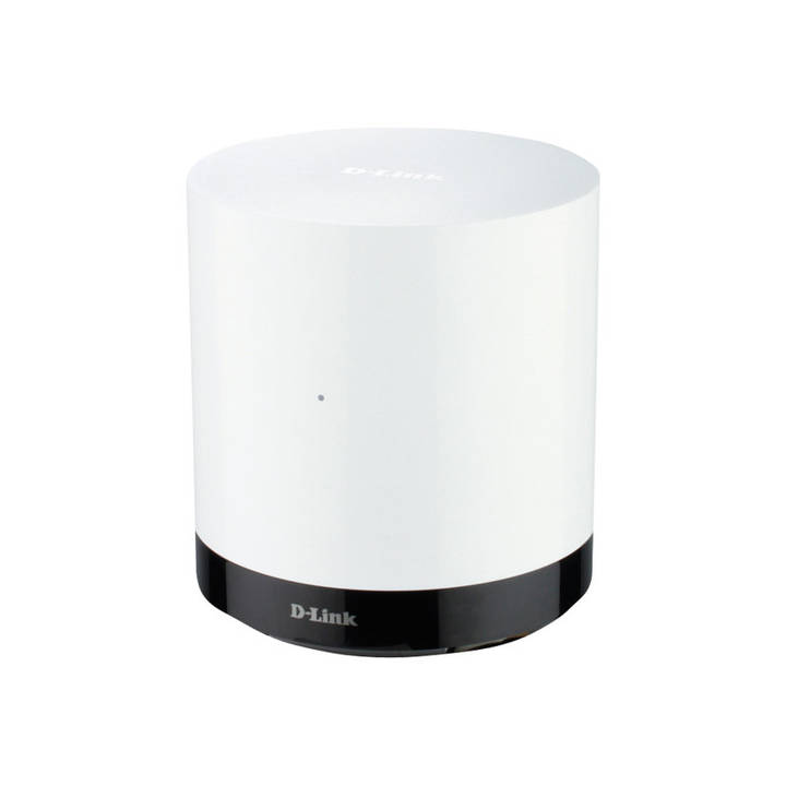D-LINK MyDlink Connected Home Hub collegato