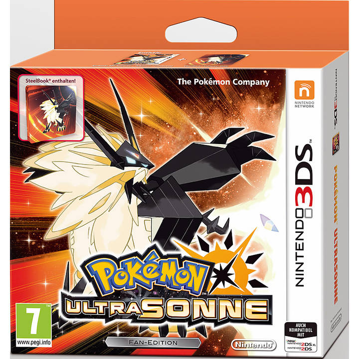 Pokémon Ultra Sun Fan Edition (Versione I)
