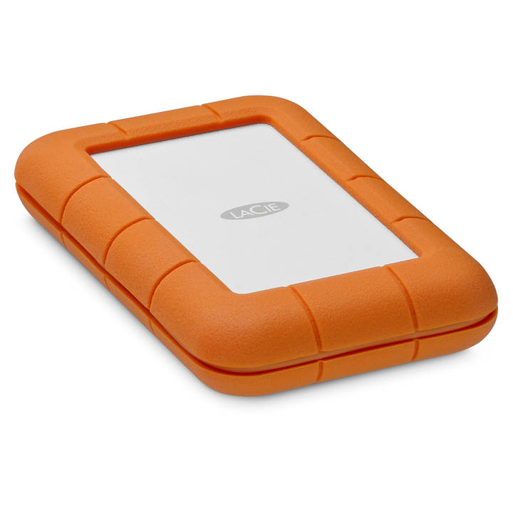 LACIE Rugged Secure 2 TB USB-C 3.0