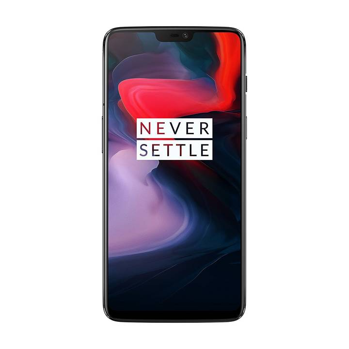 ONEPLUS 6, 64 GB, Dual-SIM, Midnight Black