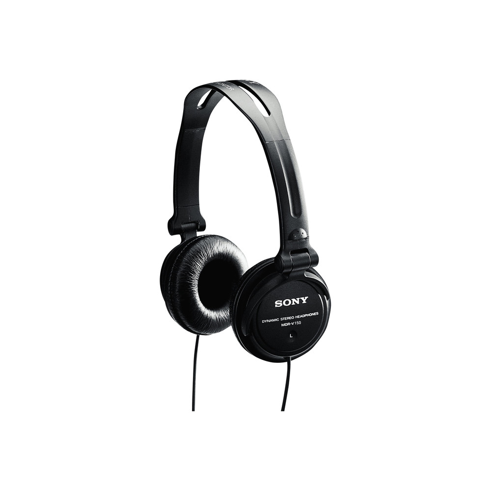 SONY Over-Ear Kopfhörer MDR-V150 Black