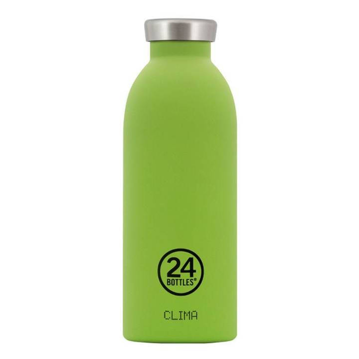 24Bottles Thermosflasche Clima Lime Gree