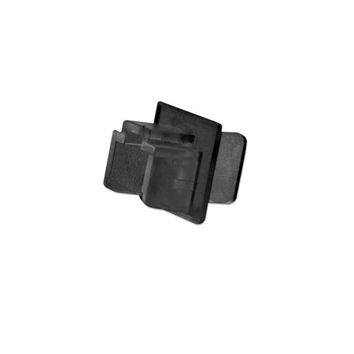 LINDY RJ45 Dust Covers, 10 Pack Colour: