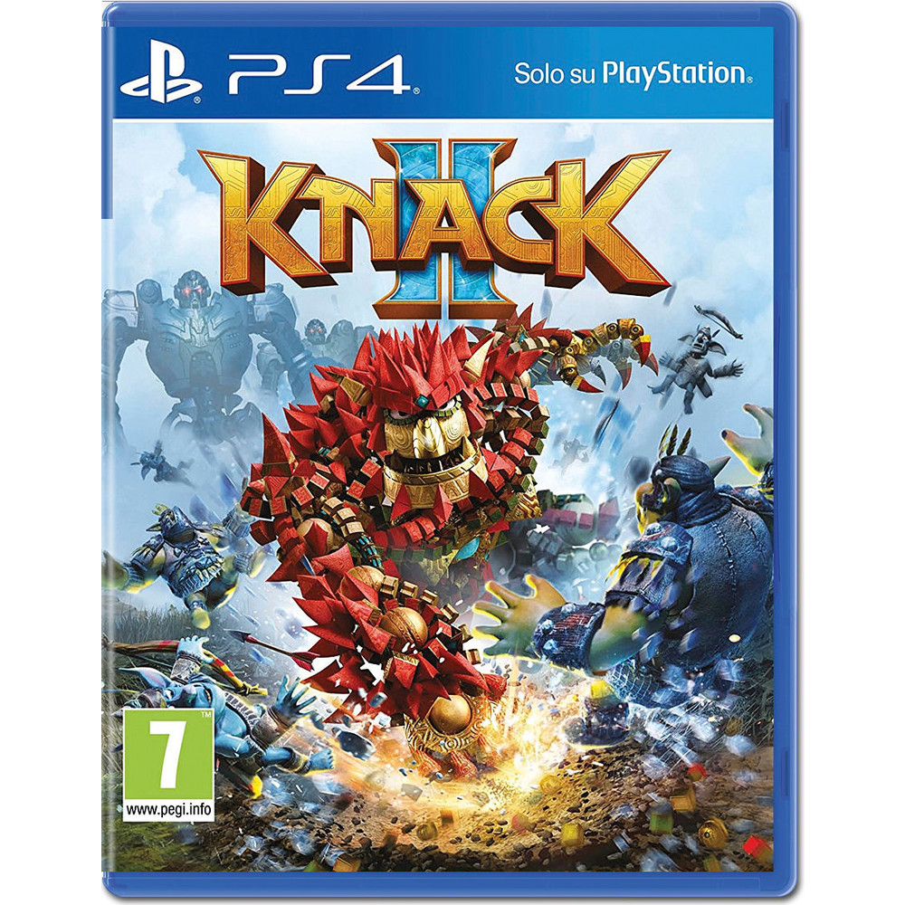 Knack 2 (Version DFI)