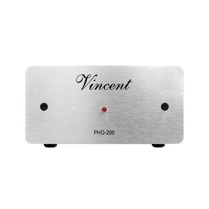 VINCENT powerLine preamplificatore phono PHO-200 argento