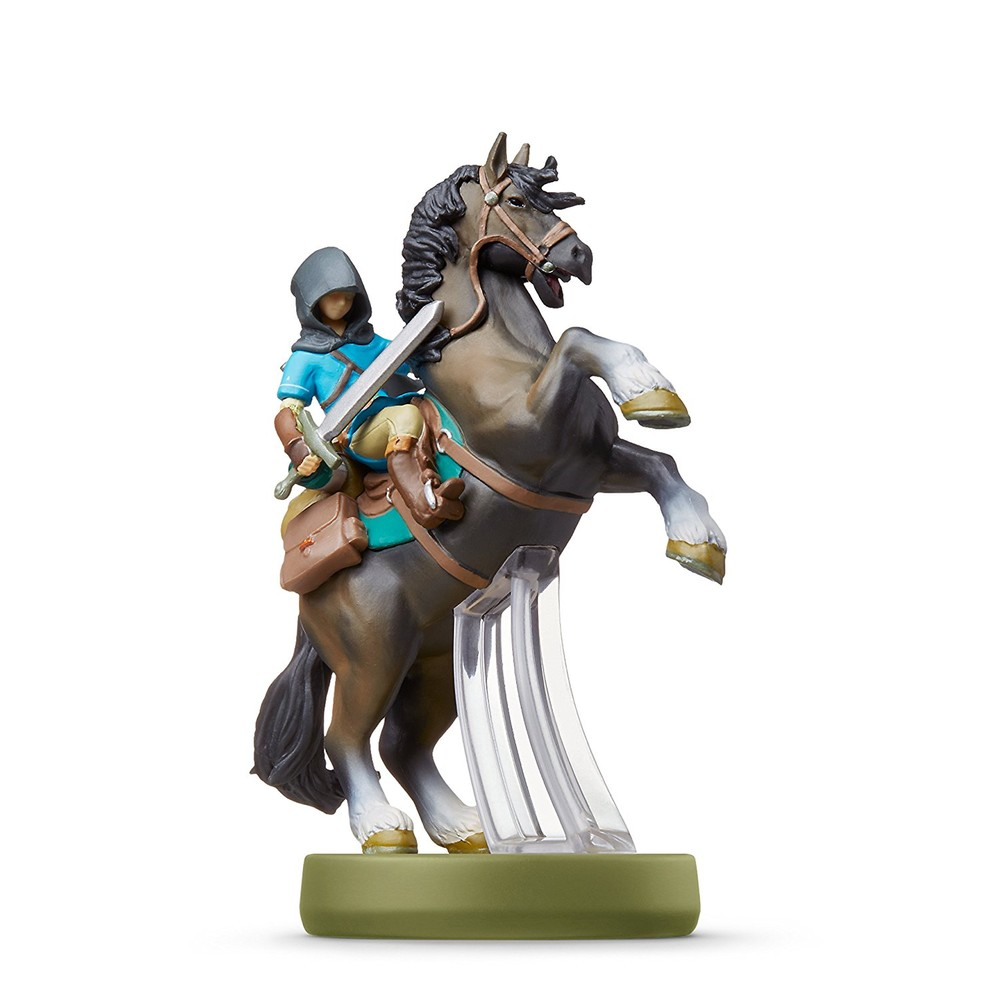 NINTENDO WiiU Amiibo The Legend of Zelda Link Reiter