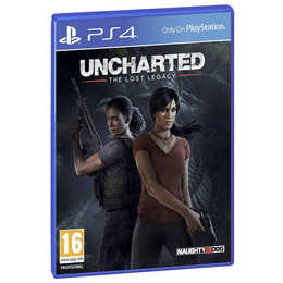 Uncharted - The Lost Legacy (DE/FR/IT)