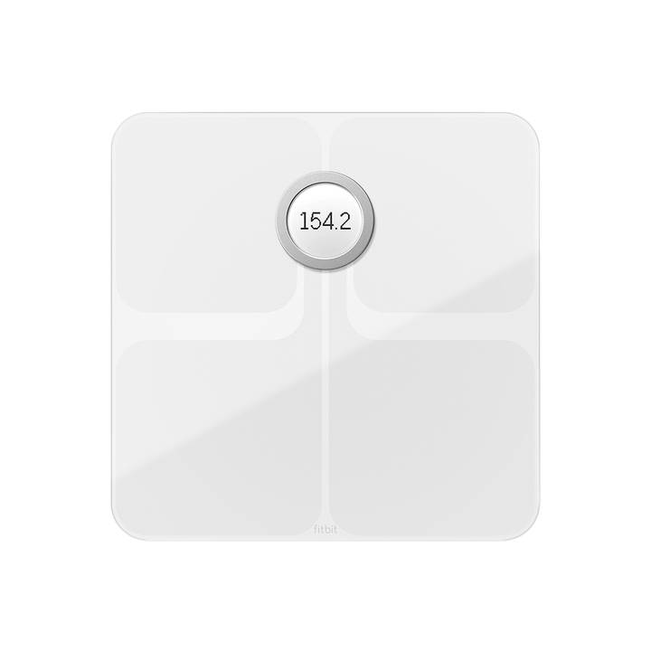 FITBIT WLAN Waage Aria 2 White