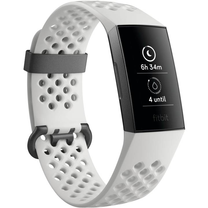 FITBIT Charge 3 Special Edition (NFC) Graphite/White