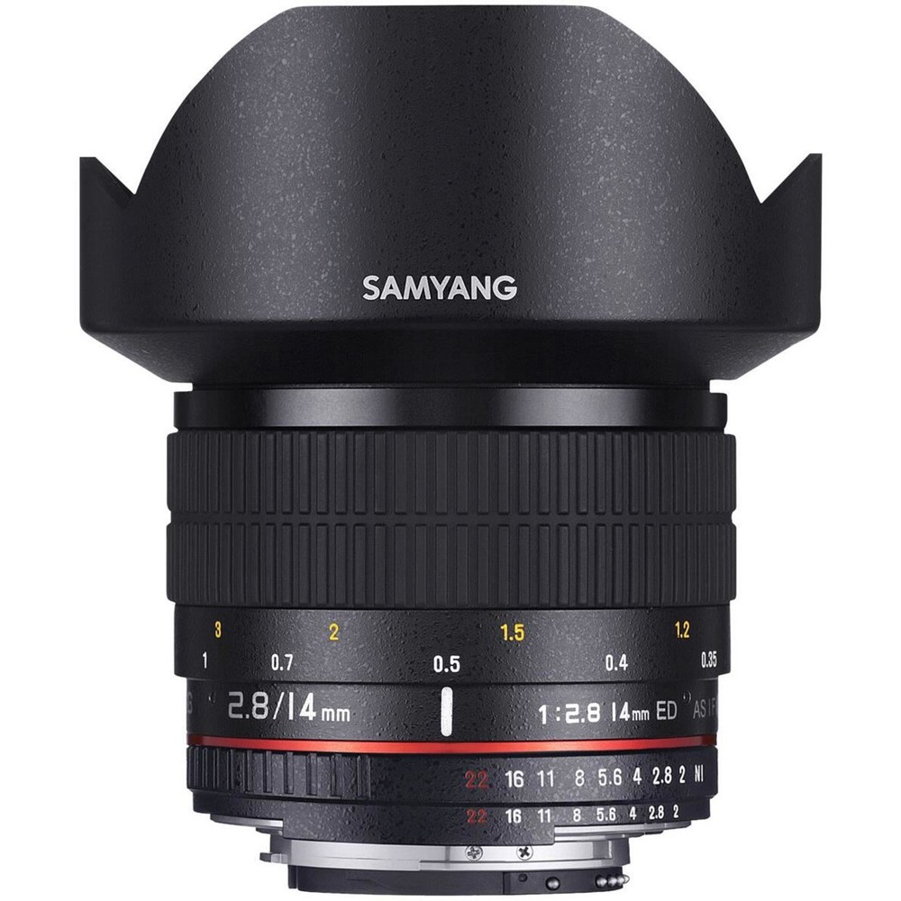 SAMYANG 14mm f/2.8 IF ED UMC Asph
