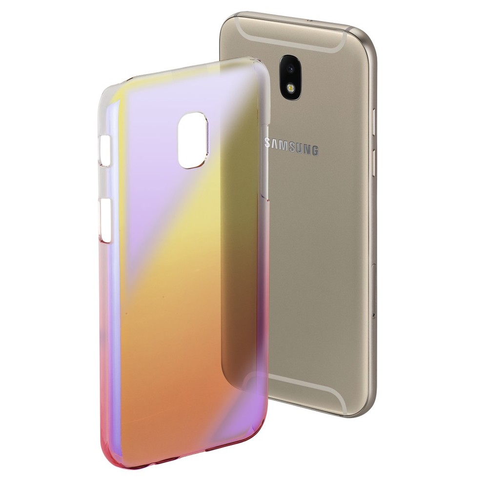 HAMA Cover Mirror pour Samsung Galaxy J7 (2017)