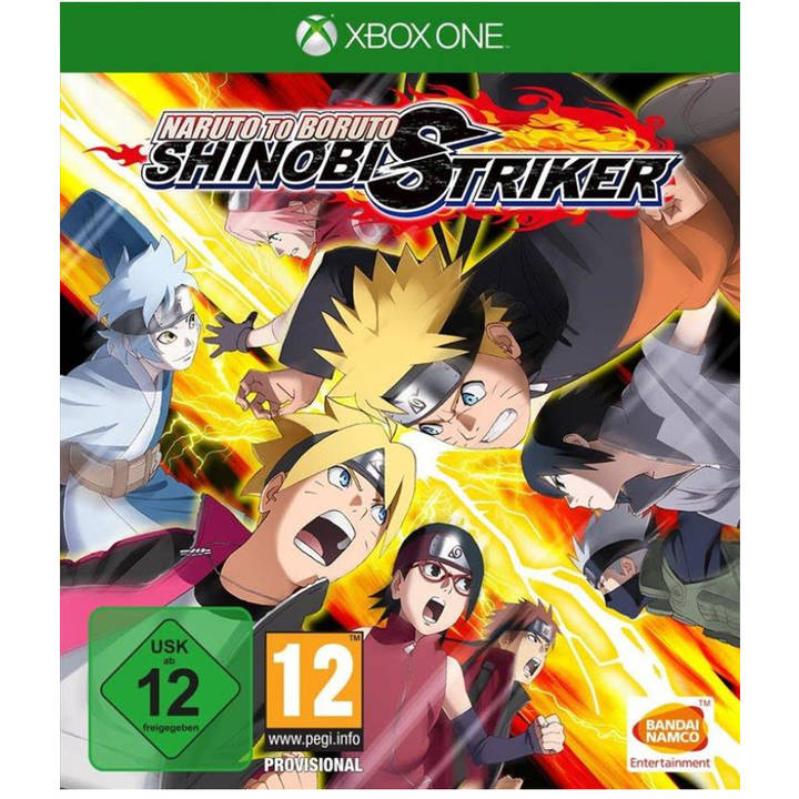 Naruto to Boruto: Shinobi Striker (DE/FR/IT)
