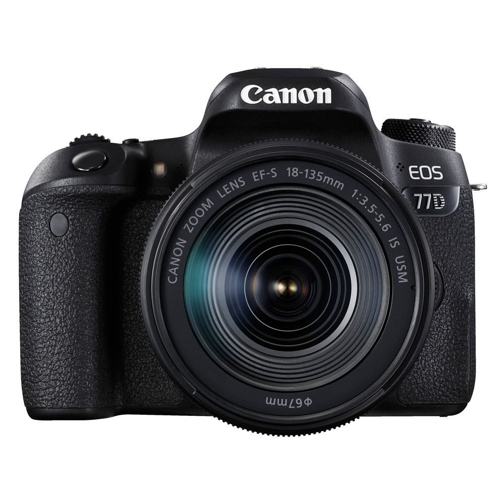 Canon EOS 77D + 18-135mm IS STM