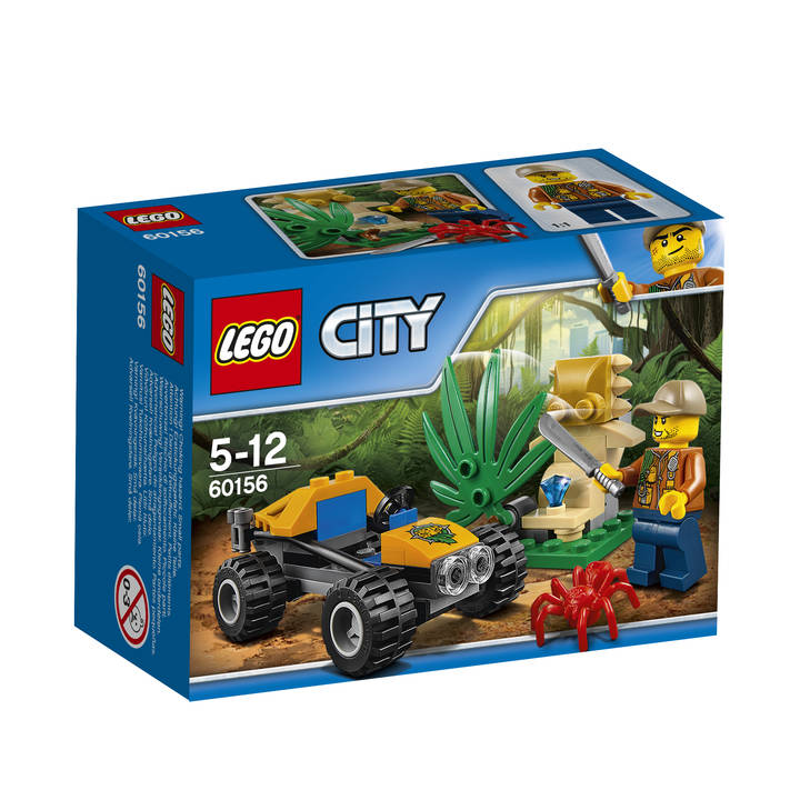 LEGO City Dschungel-Buggy (60156)