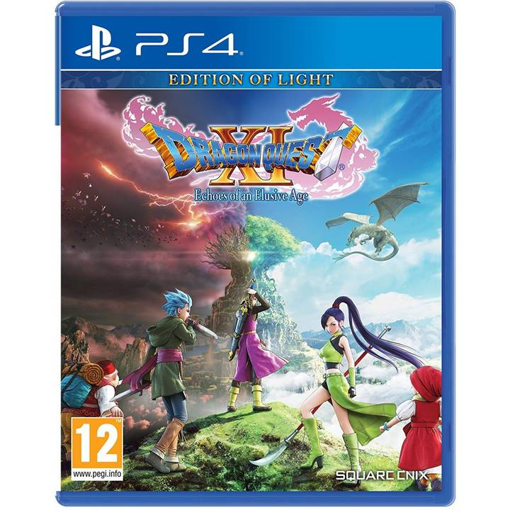 Dragon Quest XI - Edition of Light (F)