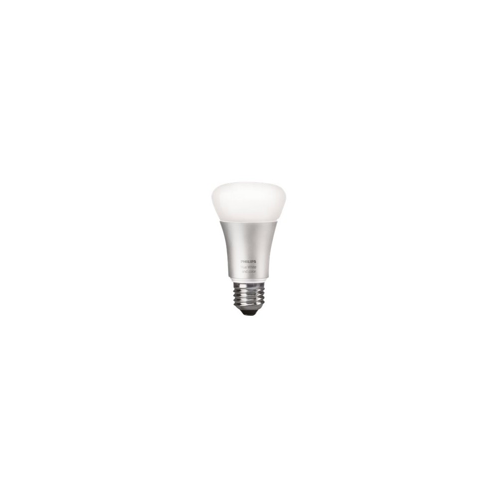 PHILIPS Hue Einzellampe White and Color Ambiance 10W E27