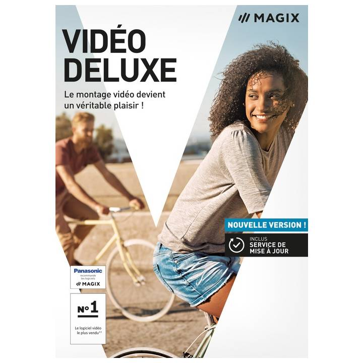 MAGIX Video Deluxe für PC (Version F)