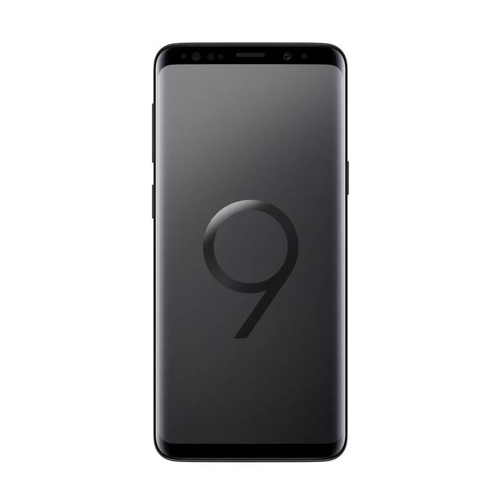 SAMSUNG Galaxy S9, 256 GB, Dual SIM, Midnight Black