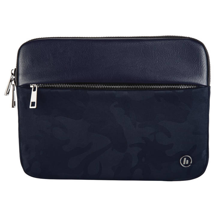 "HAMA Tablet Sleeve ""Mission Camo"" 10,1"" Navy Blue"