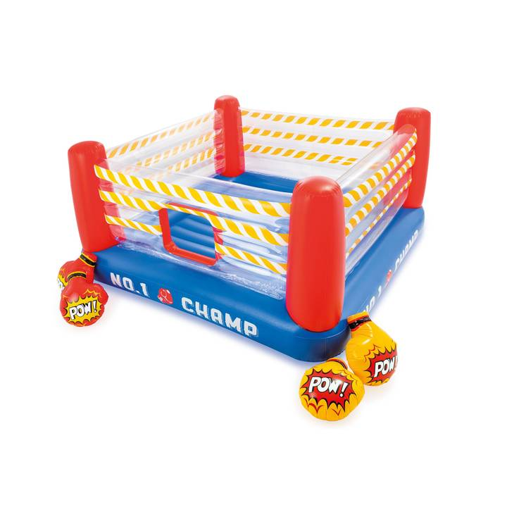 JUMP-O-LENE BOXING RING BOUNCER, Ages 5-