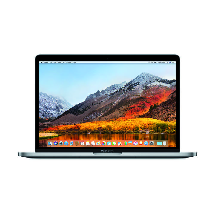 "APPLE MacBook Pro Retina 13"" Space Grau, 5i, 8 GB RAM, 512 GB Flash"