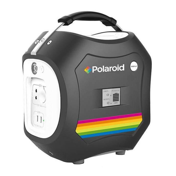 Polaroid Mobile Steckdose PS600, 578 Wh