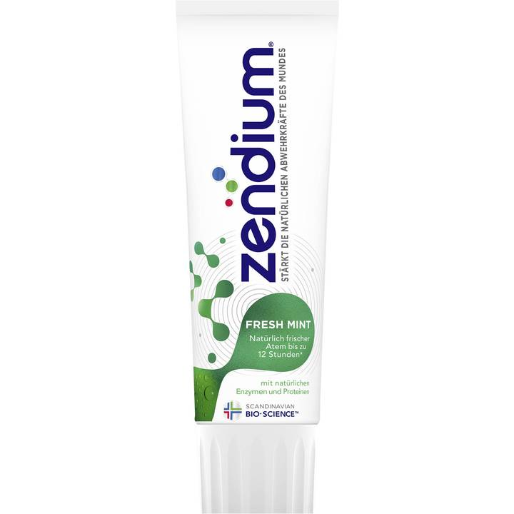 Zendium Zahnpaste Fresh Mint 75 ml 75 ml