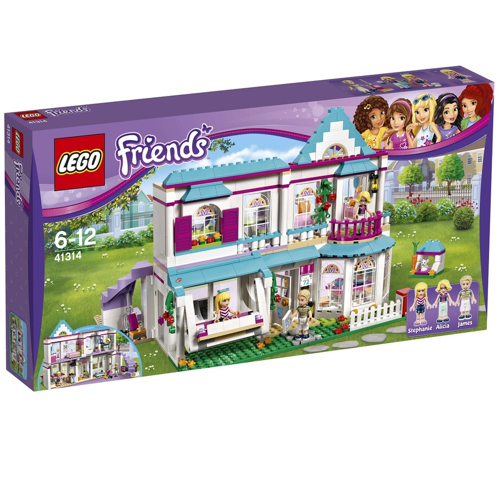 LEGO Friends Stephanies Haus (41314)