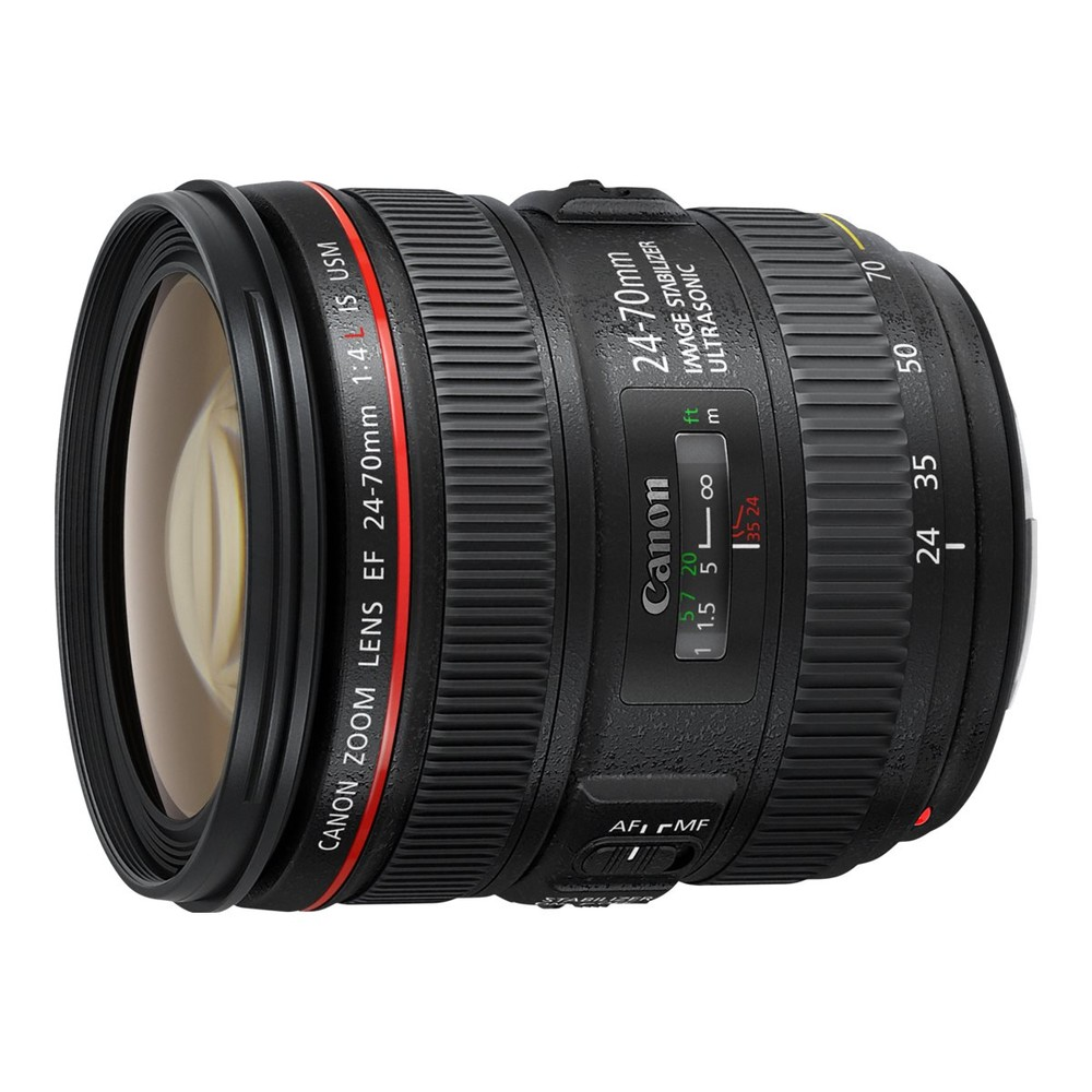 CANON EF 24 - 70 mm f/4,0L IS USM