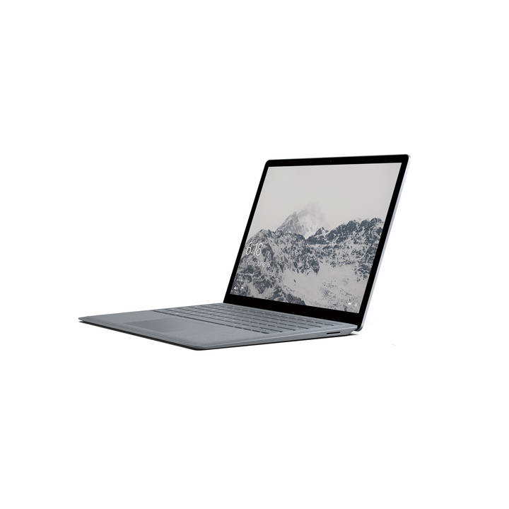 "MICROSOFT Surface Core i7, 8 GB di RAM, 256 GB di SSD, 13,5""."