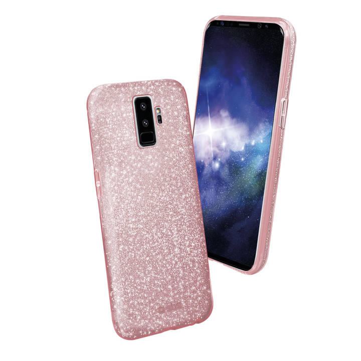 SBS Sparky Backcover, Galaxy S9+, Pink