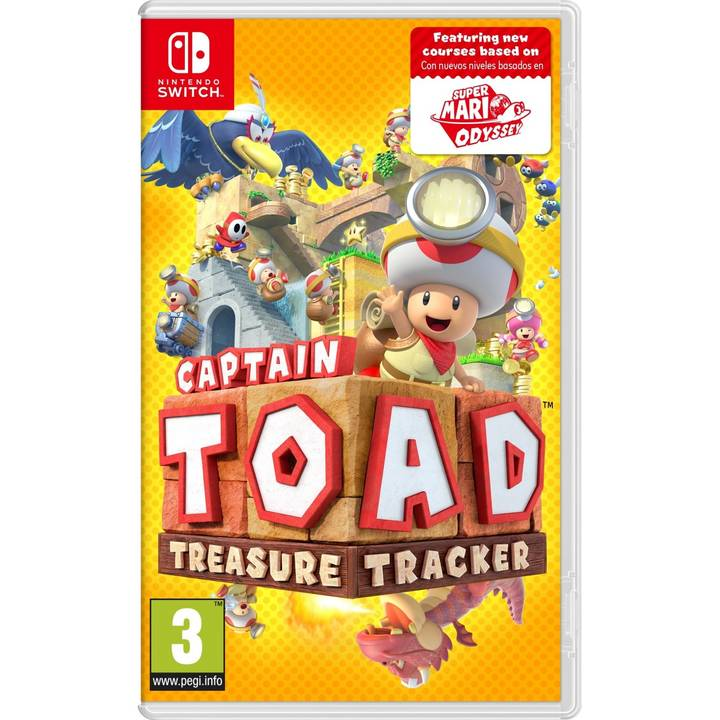 Captain Toad: Treasure Tracker (IT)