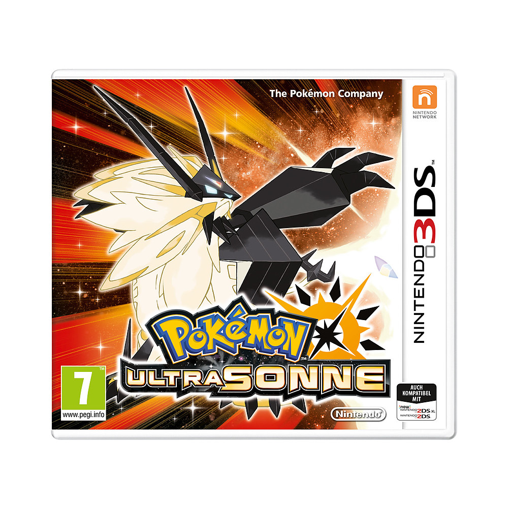 Pokémon Ultrasonne (Version F)