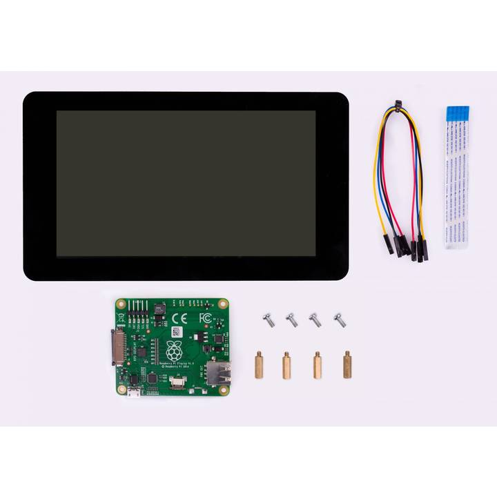 """RASPBERRY Pi Touch Display, 7"""""""