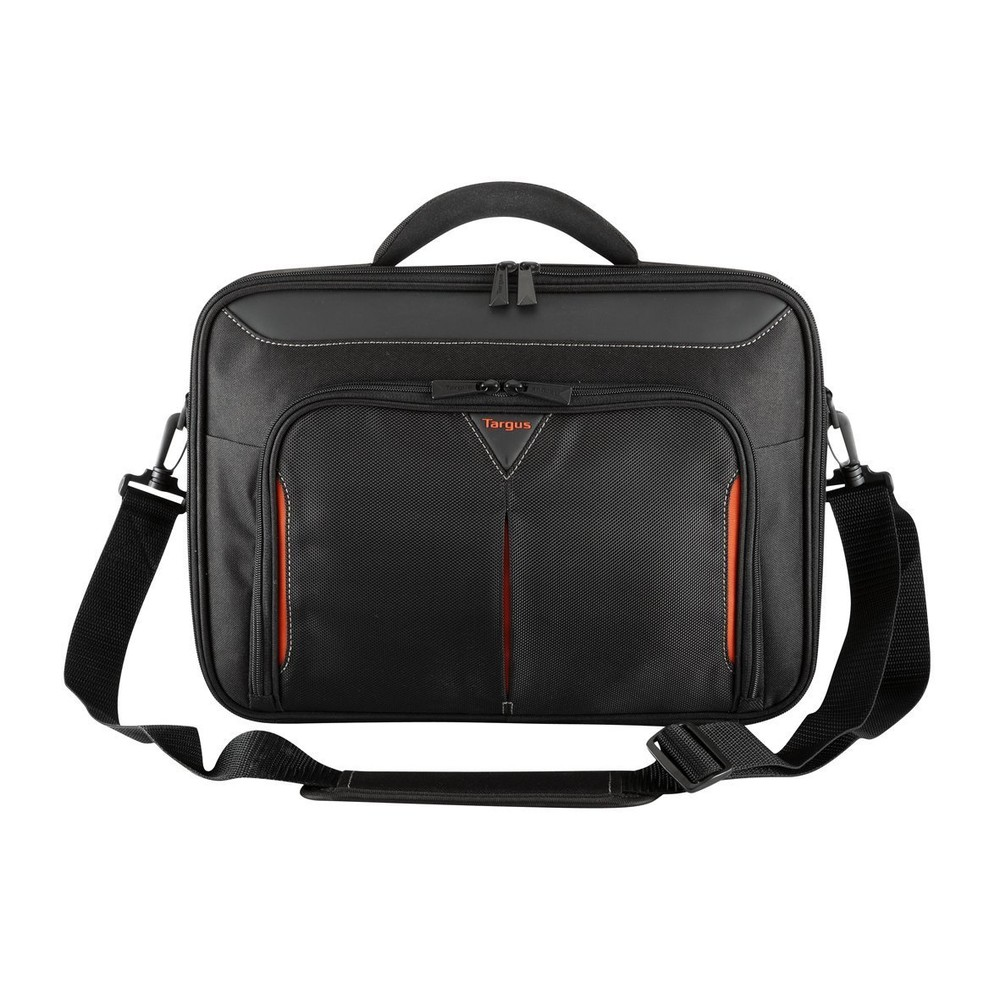 Targus CN418EU, Briefcase, Black, ABS sy