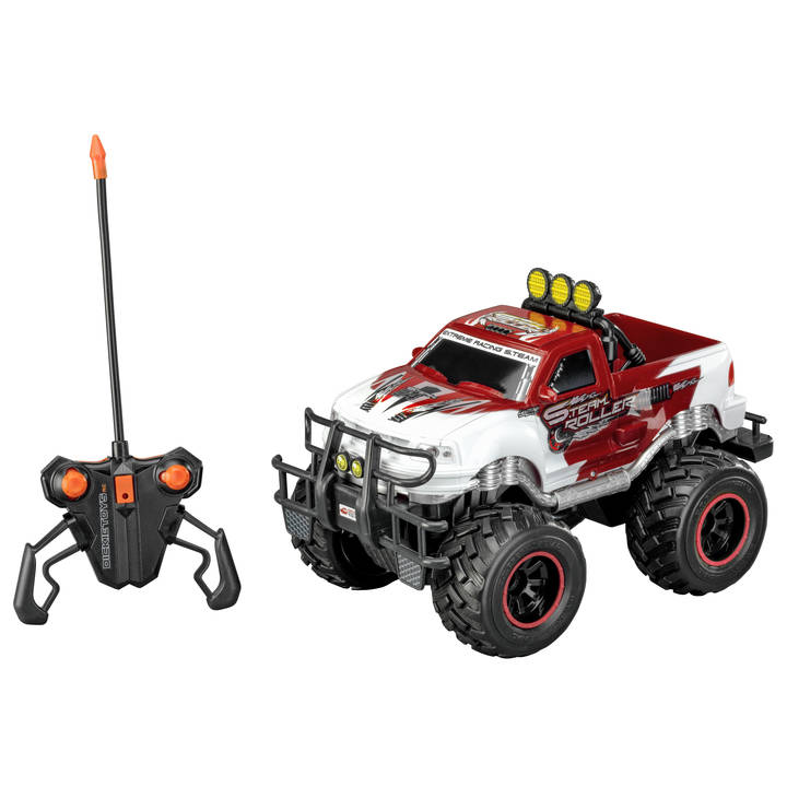 DICKIE TOYS RC monster truck Ford F150 S. Scooter d'équipe