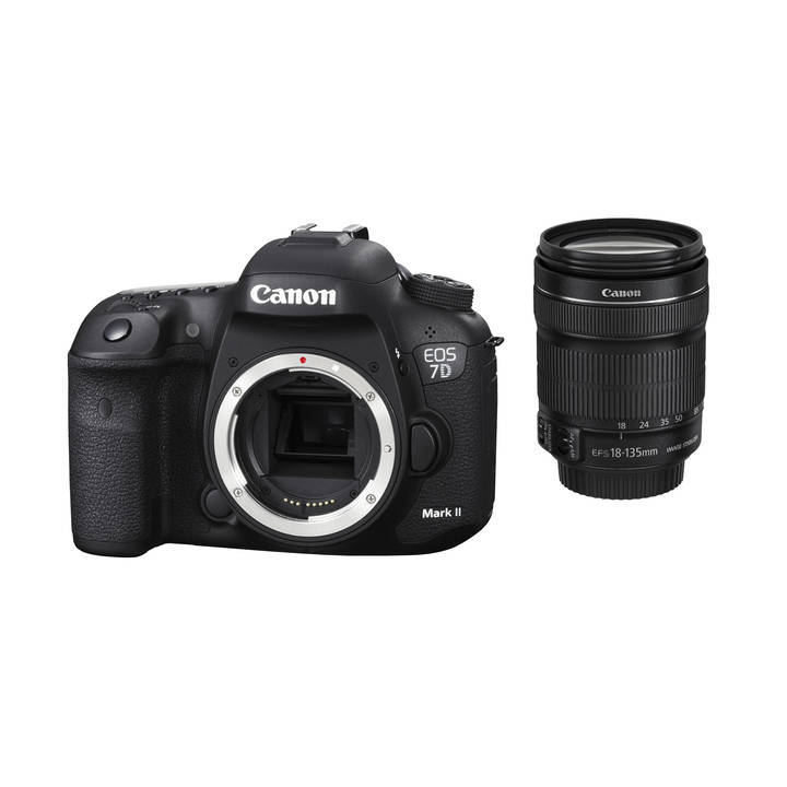 CANON EOS 7D Mark II + 18-135 mm