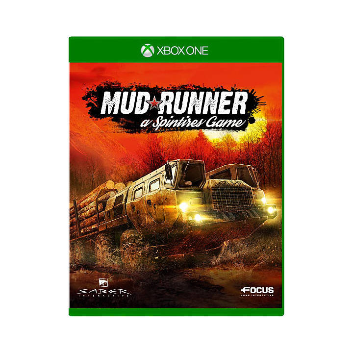 Spintires : MudRunner (Version F)