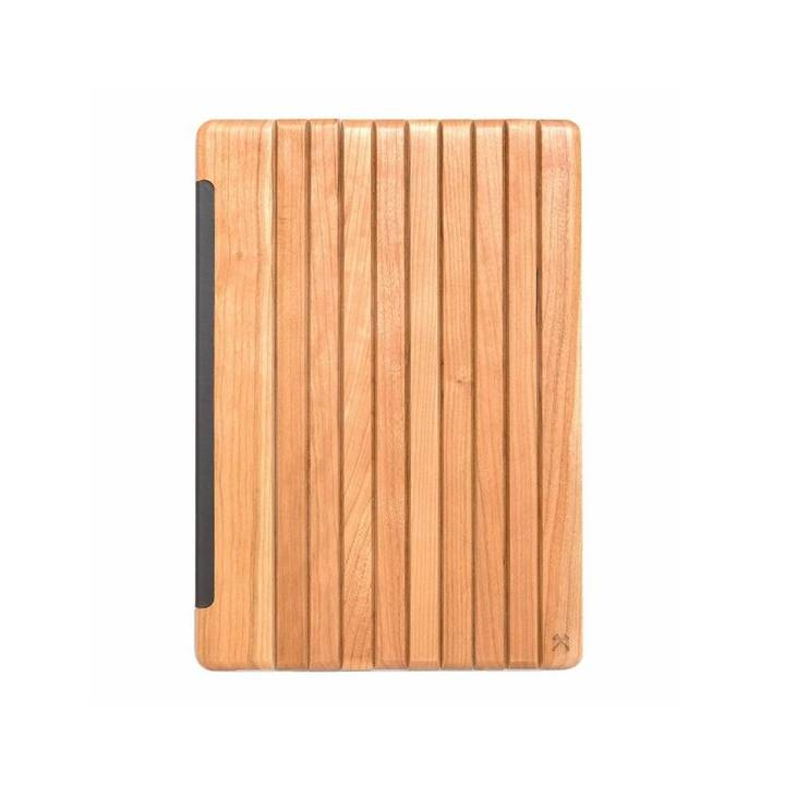 "WOODCESSORIES Tablet Book Cover EcoGuard iPad 9.7"" Kirsche"