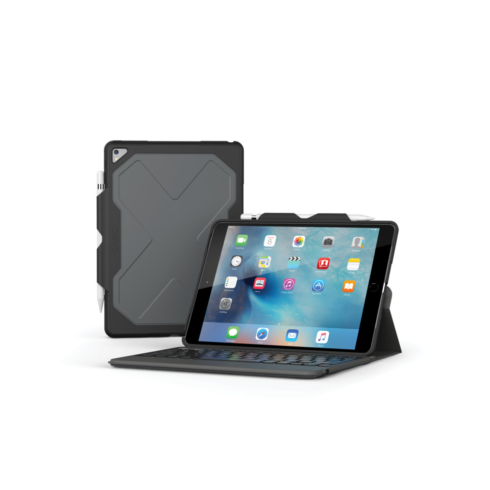 ZAGG Messenger Rugged Keyboard für iPad