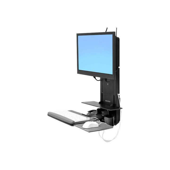 Sit-Stand Vertical Lift, Patient Room, B
