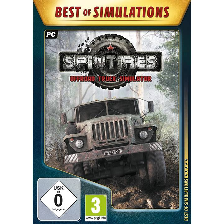 Spintires - Offroad Truck Simulator (Version D)