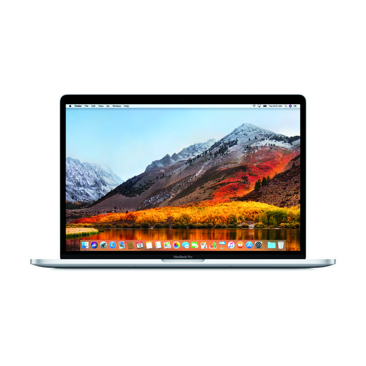 "APPLE MacBook Pro Retina 15"" Silber, i7, 16 GB RAM, 256 GB SSD, 2018"