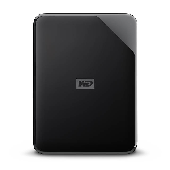 WD Elements SE WDBJRT0020BBK, 2 TB