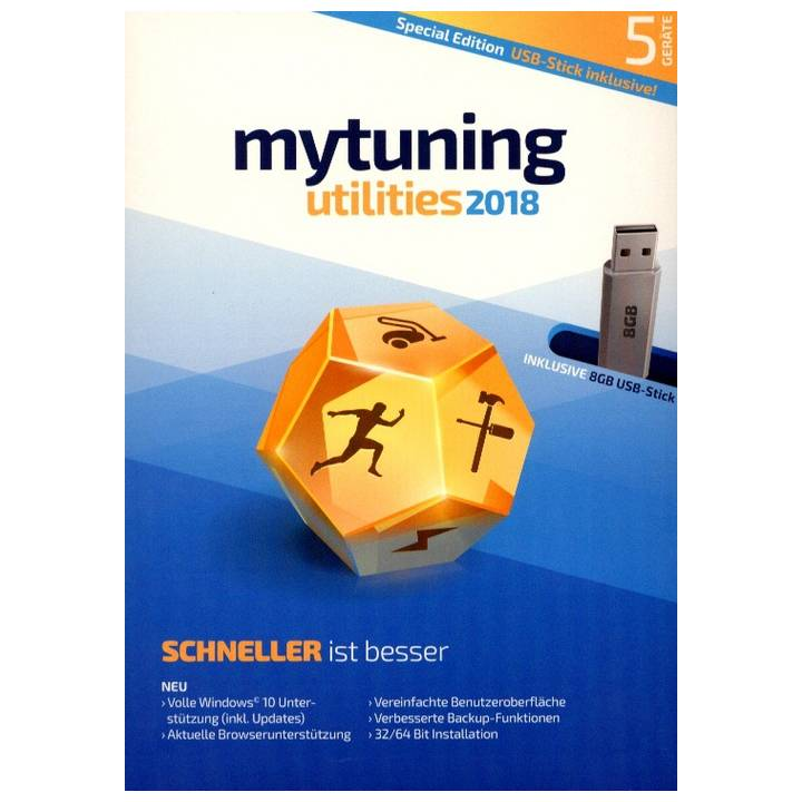 S.A.D. SOFTWARE mytuning utilities 2018 Special Edition (D)