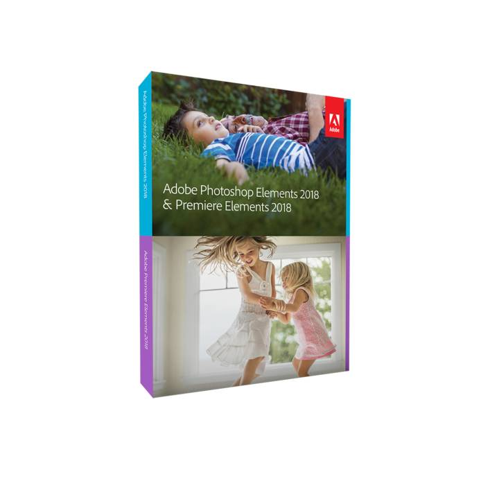 ADOBE Photoshop Elements 2018 & Premiere Elements 2018 IT